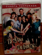 FISICA O QUIMICA PHYSICAL OR CHEMICAL 4 COMPLETE SEASON 5 DVD SEALED NEW SERIES