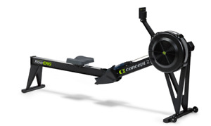 Concept 2 Model D Rower Rowing Machine ERG with PM5 Monitor & Manuals USED TWICE
