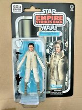 "Star Wars 40th ESB PRINCESS LEIA HOTH Black Series 6"" Action Figure RARE"