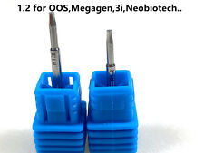 1pcs Dental Implant Abutment Hex Drivers For Low Speed Handpiece Wrench Kit 12