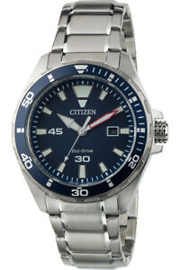 Citizen Men's Eco-Drive Analog Watch - BM7450-81L NEW