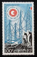 Sello TAAF Stamp - Yvert y Tellier nº7 N (Cyn24)