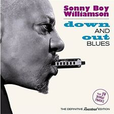 Sonny Boy Williamson - Down & Out Blues + 14 Bonus Tracks [New CD] Bonus Tracks,
