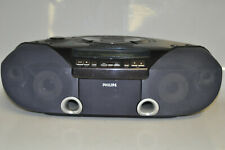 Philips AZ2030 CD Player Radio Cassette Tape Deck Recorder Radio -teildefekt-
