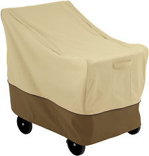 New listing Bar Cart Cover Water Resistant Single Handle Keeps The Rain From Penetrating