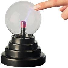 Plasmalampe: USB-Plasmakugel für Ihren Arbeitsplatz (Plasmaball)