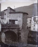 FRANCE Nice Touët-sur-Var Beuil c1900,NEGATIF Plaque Stereo VR6L1n1