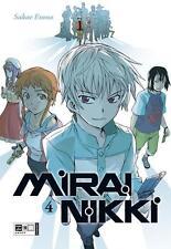 Mirai Nikki 04 von Sakae Esuno (2012, Taschenbuch)