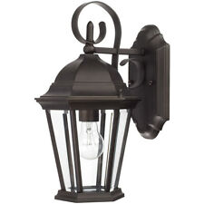 Capital Lighting Fixtures 9726Ob Open Box Carriage House Outdoor Wall Light