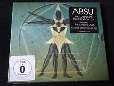 Absu - Absu SEALED NEW LIMITED TOUR EDITION CD&DVD 2009 BLOODSTORM EQUIMANTHORN