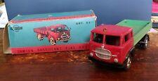 originale MERCURY N.97 CAMION BASCULANT FIAT 682 N  anno 1957 con scatola