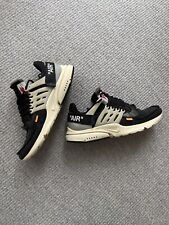 Nike x Off-White Air Presto OG (EU44 / US10). Original mit Rechnung. Top Zustand