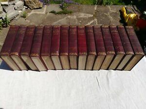 Charles Dickens Classic Novels x 15 Books Hazell, Watson & Viney Ltd