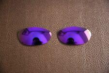 Lente Polarizada Reemplazo púrpura para Polarlens-Oakley Splice Gafas de sol