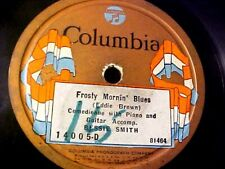 Bessie Smith - Easy Come Easy Go Blues + Frosty Mornin' Blues - 1924