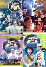 Chewin' The Fat Complete Collection DVD Set Series 1 2 3 4 Still Game Chewing