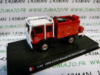 PDP11N 1/64 DEL PRADO Pompiers du Monde : CCFF Renault M 210-12 CAMIVA