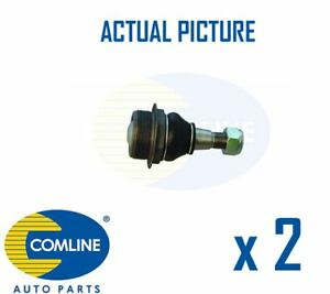 2 x NEW COMLINE FRONT LOWER SUSPENSION BALL JOINT PAIR OE QUALITY CBJ7176