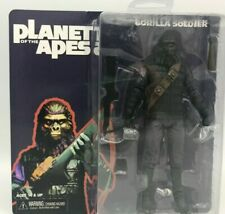 GORILLA SOLDIER PLANET OF THE APES FIGURE New Neca 7""