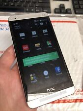 Nice Shape HTC ONE M7 HTC6500L Android Smartphone Silver Unlocked