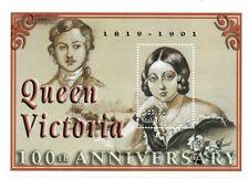 MODERN GEMS - Maldives - Queen Victoria 100th Anniversary - Souvenir Sheet - MNH