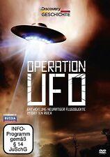 Operation UFO - Entwicklung neuartiger Flugobjekte im 3. Reich - DVD