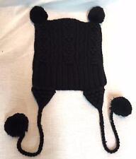 686 Hello Kitty Womens Knit Beanie Black NEW