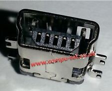 Garmin Navigatore Satellitare parti-MINI USB (PCB goccia foro) presa x 1 PEZZI