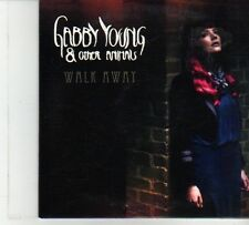 (DP323) Gabby Young & Other Animals, Walk Away - DJ CD