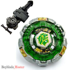 Beyblade Fusion Metal Masters bb106 Fang Leone+GRIP+LR Launcher
