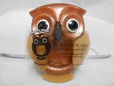 Bath & Body Works Slatkin & Co Scentportable Clip & Co Fragrance Brown Owl Unit
