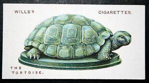 Jade Tortoise  East Asian  Charm   Superb  Vintage Card # # VGC