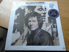 ALLAN CLARKE (HOLLIES) I wasn't born yesterday US vinyl LP SD 19175 SEALED 1978
