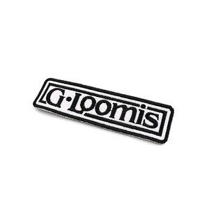 [Patch King] Fishing G Logo Patch Emblem Clothes Cap Badge 12cm