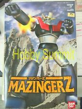 Bandai Mechacolle  MAZINGER Z  w/ Movable Joints  Japanese Anime Robot Model Kit
