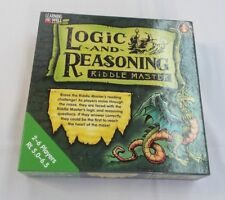 Learning Well Games LOGIC AND REASONING Riddle Master Game Education RL 5-6.5