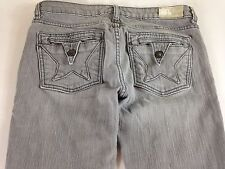 Peoples Liberation Jeans Skinny Star Womens 27 Tall Long Gray 31.5 x 33 Actual