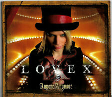 "Eurovision 2007, Finland Pre-Selection, Lovex, ""Anyone Anymore"", CD-Si"
