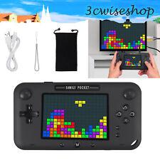 Handheld Spielkonsole 208 Klassische Spielen 4-Zoll-LCD-Bildschirm Retro Kinder