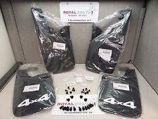 Toyota Tacoma Complete 4x4 Mud Guard Flap Kit Genuine OE OEM
