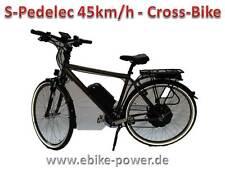 """S-Pedelec Trekkingrasd eBike 45 28"""" S-Pedelec 45km/h E-Bike 45 Schnelles E-Bike"""