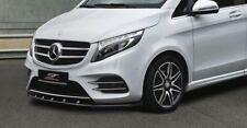 Cup Frontansatz passend für Mercedes Benz V Klasse W447 AMG Lippe Stoßstange