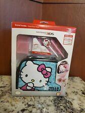 NEW Hello Kitty Nintendo 3DS DSi Game Traveler Essentials Pack Pink Case Stylus