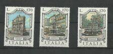 Italy 1976 Fountains  MNH Italia