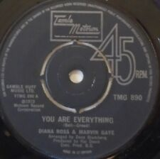"""DIANA ROSS & MARVIN GAYE - You Are Everything ~ 7"""" Single"""