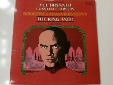 Yul Brynner	The King and I	LP 	RCA / BL 12610	UK / 77 - Gatefold
