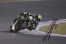 Pol Espargaro Hand Signed Monster Yamaha Tech 3 12x8 Photo 2014 MotoGP 2.