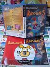 Playstation 2 PS2:Rayman 3 - Hoodlum Havoc [TOP & 1ERE EDITION] COMPLET - UK