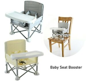 Portable Booster Seat Healthy Care Deluxe Booster Seat For Feeding Toddlers