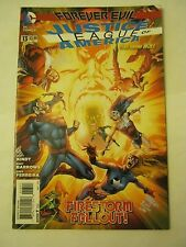 May 2014 DC Comics Forever Evil Justice League of America #13 <NM> (JB-91)